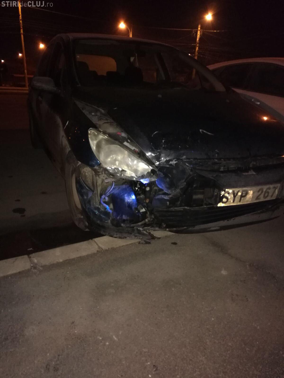 Caz ȘOCANT la Cluj. Ginerele unui clan de romi i-a lovit mașina și a fugit. Poliția: În 60 de zile îl depistăm! - VIDEO