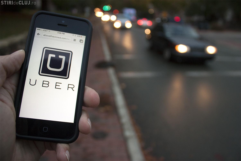 Uber și Taxify vor fi interzise în București. Ce a spus Gabriela Firea