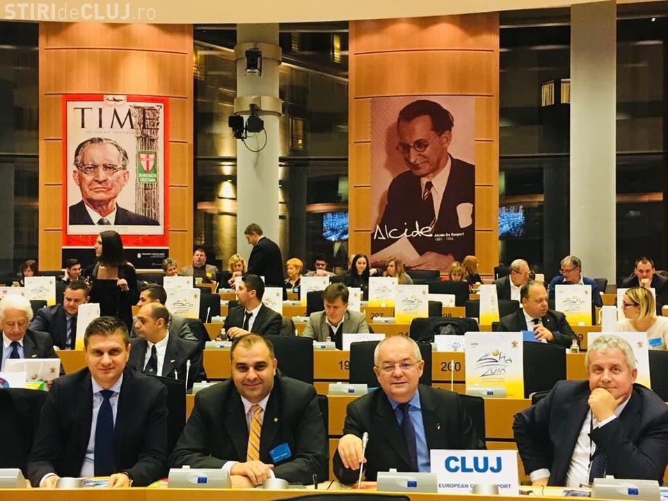 Clujul a câștigat un nou TITLU important. Suntem orașul sportului - FOTO