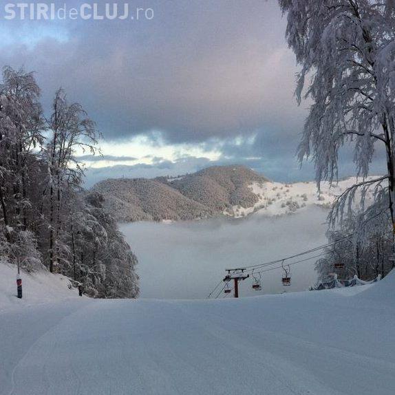 Iarnă superbă la Șuior! Sezonul de schi se deschide după Crăciun. Vezi ofertele