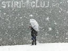 METEO: Vezi cum va fi vremea în Transilvania până în ultima zi a anului