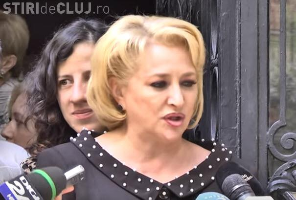 Viorica Dăncilă, desemnată PREMIER al României de Klaus Iohannis