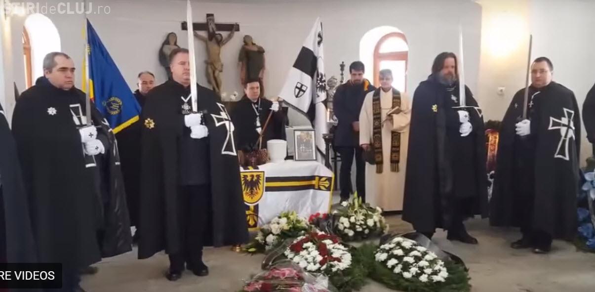 """Vicepreședintele CJ Cluj, Vakar Istvan, este conte de Rurikovich și """"Mare comandant"""" al Clujului"""