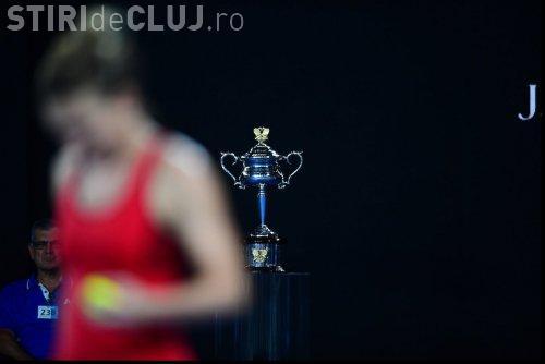 Ce a spus Simon Halep după ce a pierdut finala Australian Open