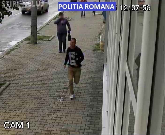 Polițiștii au nevoie de ajutorul clujenilor pentru a identifica un hoț. Îl recunoașteți FOTO