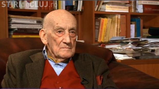 Celebrul istoric Neagu Djuvara a murit! Avea 101 ani
