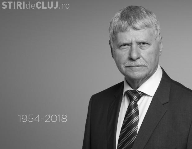 A murit Verestoy Attila, senator UDMR din 1990 și până acum