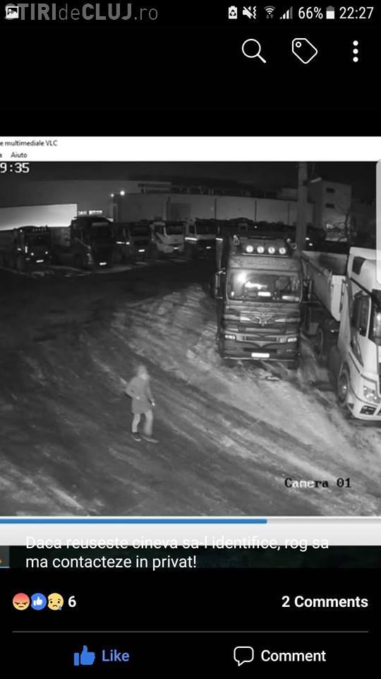 BMW furat în Someșeni, găsit la Oradea. Hoțul prins cu ajutorul Facebook - FOTO