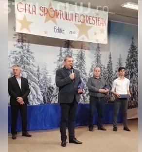 Sportivii din Florești, premiați de Primărie - VIDEO