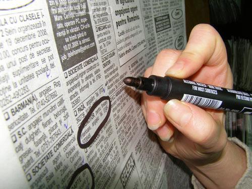 Peste 700 de posturi vacante în Cluj, la început de săptămână