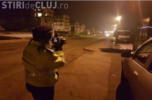 Razie în trafic la Florești. Polițiștii au dat amenzi de peste 5.500 lei într-o singură noapte FOTO