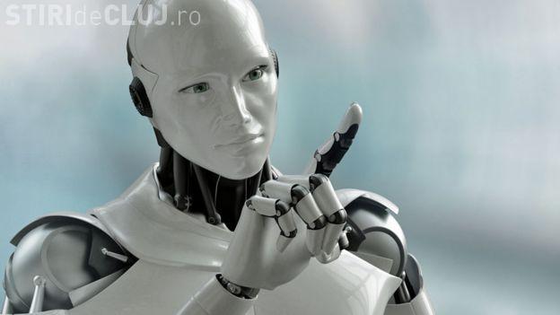 Primăria Cluj-Napoca a angajat un robot. E premieră națională