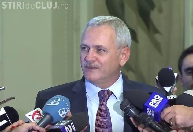 Dragnea, despre protestul din București: 70 000 au protestat? Am văzut 25 000 pe evaluări