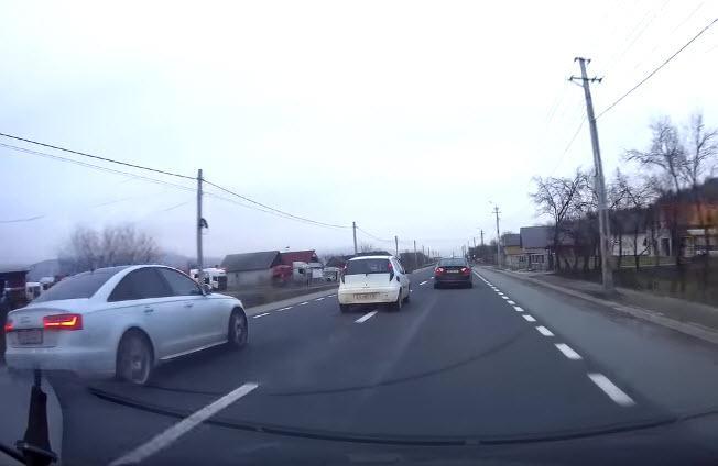 Drumul Dej - Cluj-Napoca: Cat de tare să te grăbești?