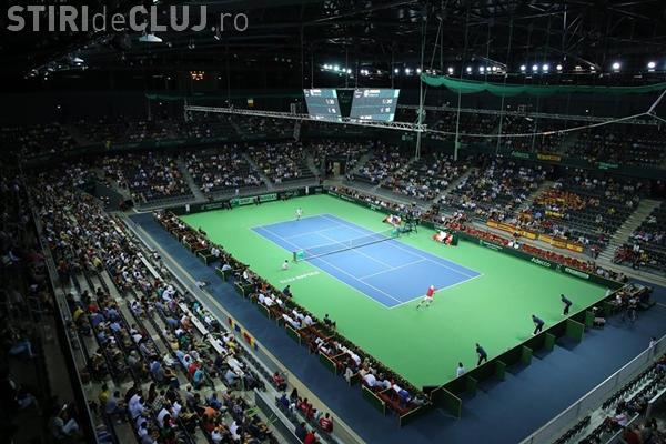 Meciul România - Maroc, din Cupa Davis, se joacă la Cluj-Napoca