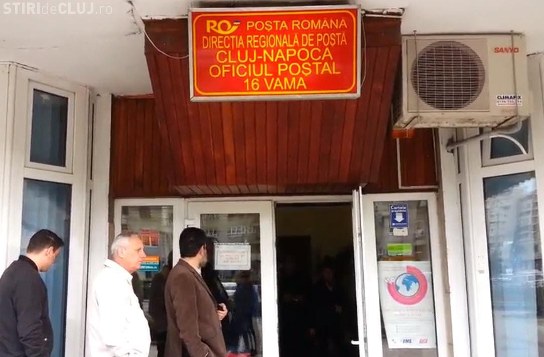 Oficiul Poștal 16 - Vama Cluj / Adresa: Piața Mărăști