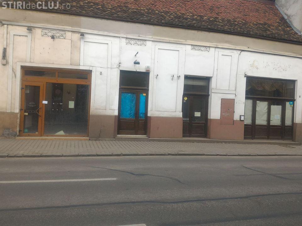 Localurile de pe Napoca dau faliment din cauza chiriei - FOTO