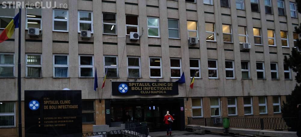 Linie suplimentară de gardă la Spitalul Clinic de Boli Infecțioase