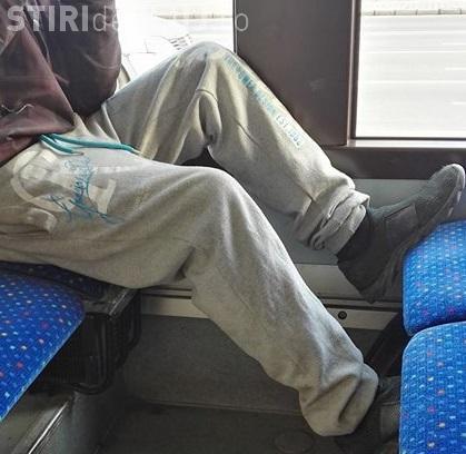 Cluj: Nesimțire CRASĂ în autobuzele CTP. Cine să facă ordine? - FOTO