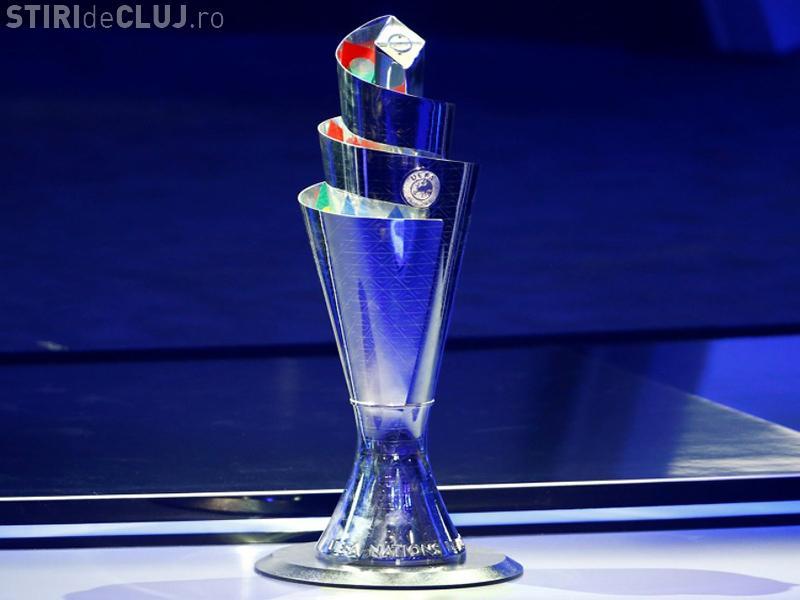 Liga națiunilor și participarea României la etapa de grup