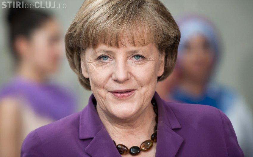 Cancelarul Germaniei este fan al Simonei Halep: De fiecare dată mă întreabă ce mai face
