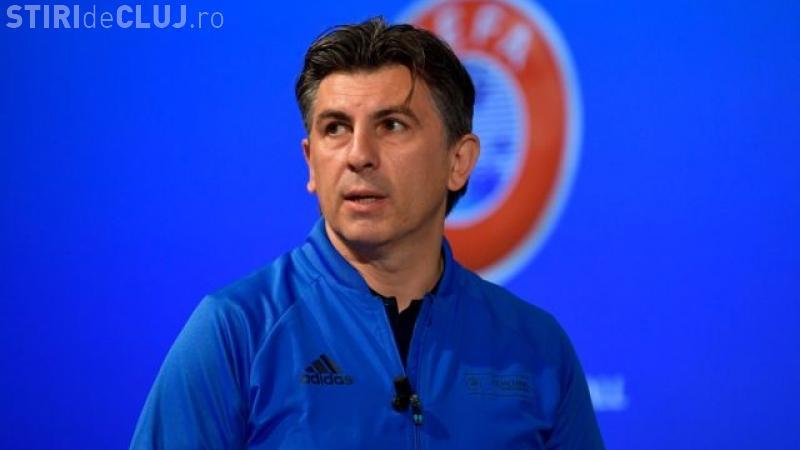 Ce a spus Ionuț Lupescu, după ce a pierdut alegerile la șefia FRF