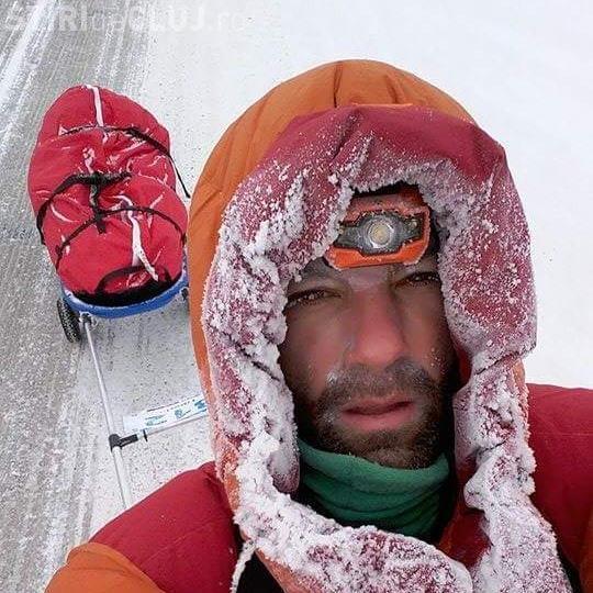 Mesajul lui Klaus Iohannis pentru Tibi Ușeriu, după ce a câștugat maratonul Arctic Ultra