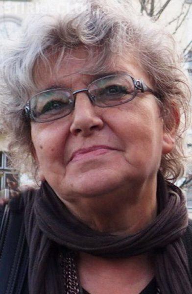 Irina Petraș, aleasă președinte al Uniunii Scriitorilor Cluj