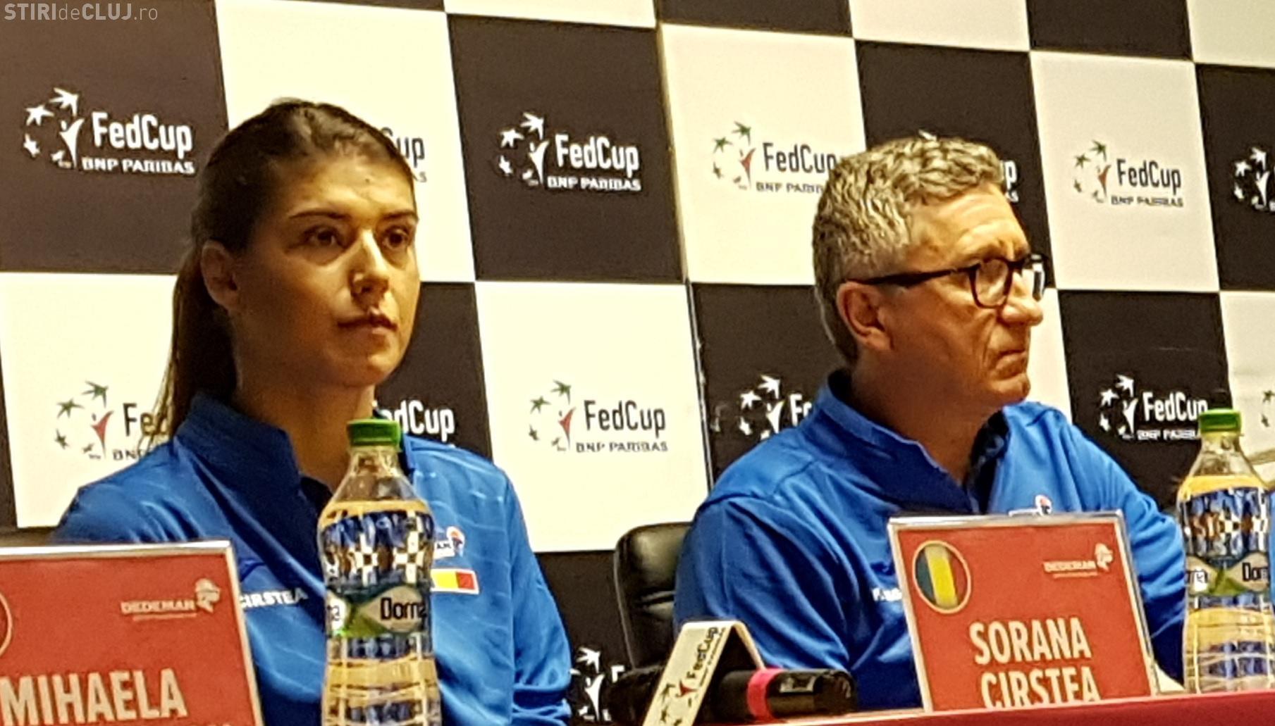 Cluj: Sorana Cîrstea, FURIOASĂ pentru că nu joacă la Fed Cup