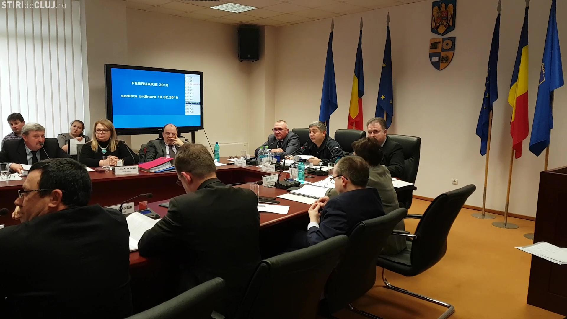 Se cere schimbarea lui Tișe din funcția de președinte al CJ Cluj. Acuzațiile sunt DURE