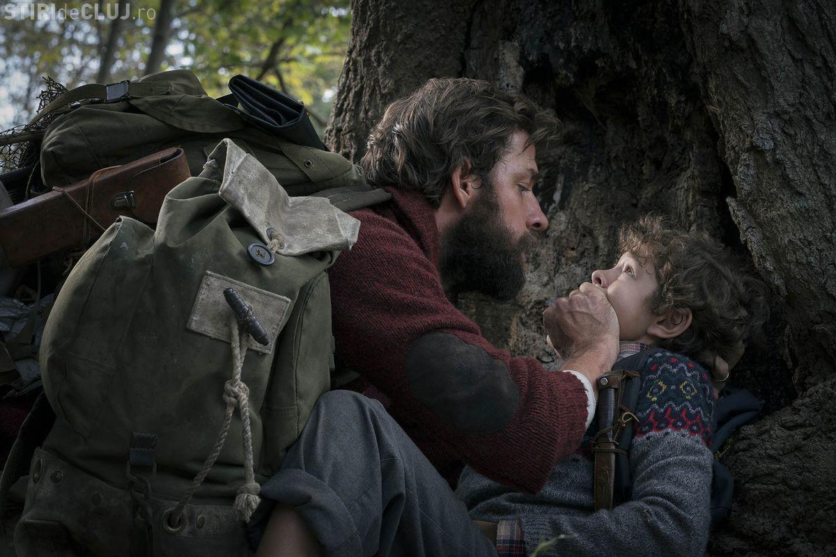 Un film cu mai puțin de 3 minute de dialog, lider în box office-ul american