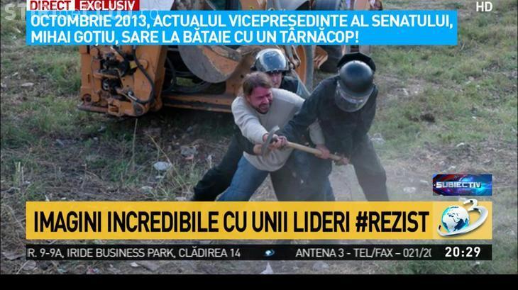 Antena 3, AMENDĂ MARE pentru difuzarea unei imagini false cu Mihai Goțiu