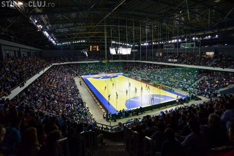 România înfruntă Rusia la Cluj. Anunț pentru spectatorii meciului de handbal