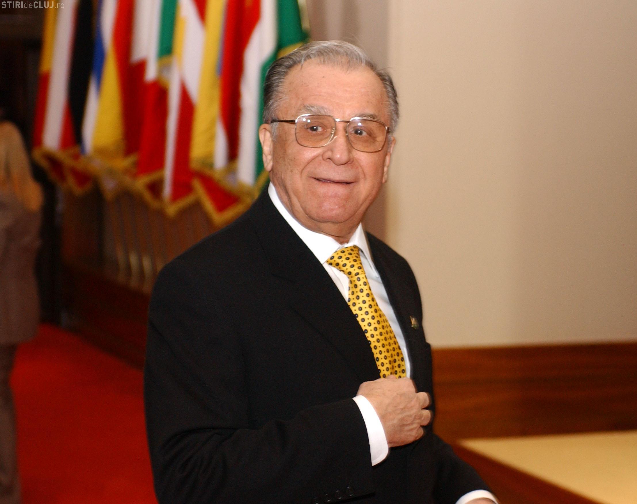 Ion Iliescu a ajuns la Parchetul General. A fost pus sub acuzare în dosarul Revoluției