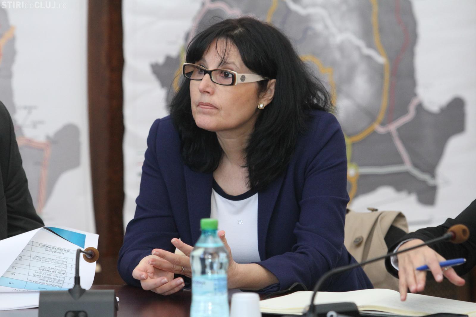 Deputatul Steluța Cătăniciu, apel către ministrul Educației, după tăierea de fonduri de la UBB Cluj