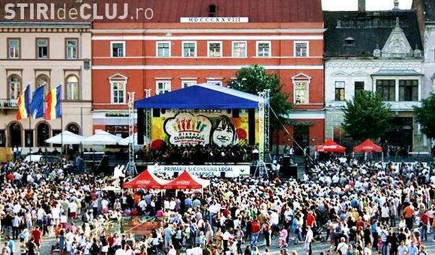 Zilele Clujului 2018. Când are loc evenimentul Zilele Clujului
