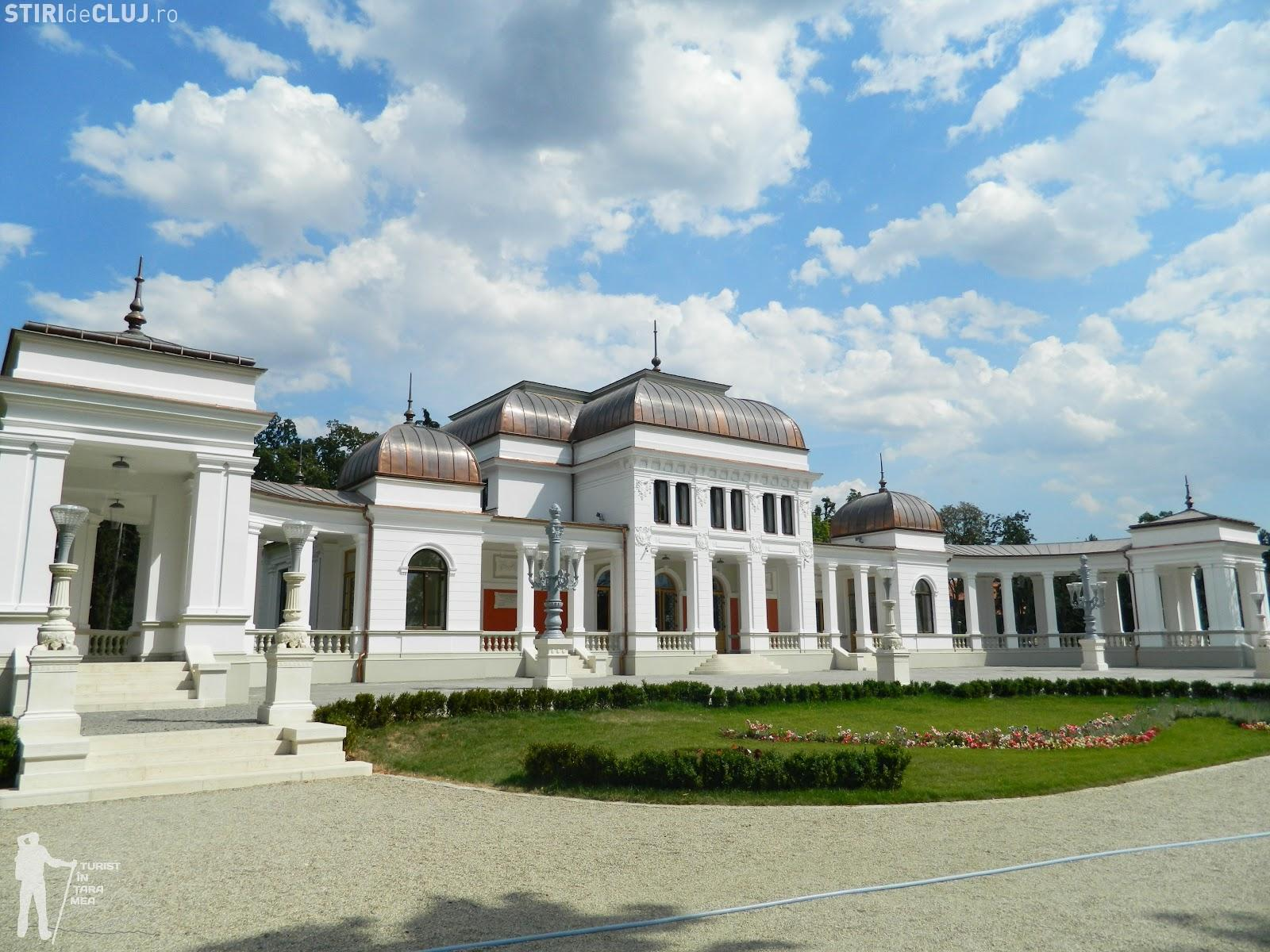 Cluj: Casinoul va fi luminat albastru de Ziua Internațională de Conștientizare a Autismului