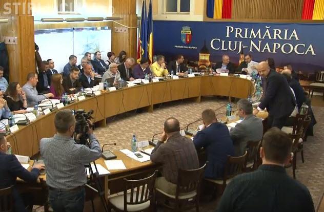 """""""Cartea de vizită a Clujului sunt spitalele, nu sălile de sport!""""; """"Bisericile din Cluj arată mai bine ca spitalele"""""""