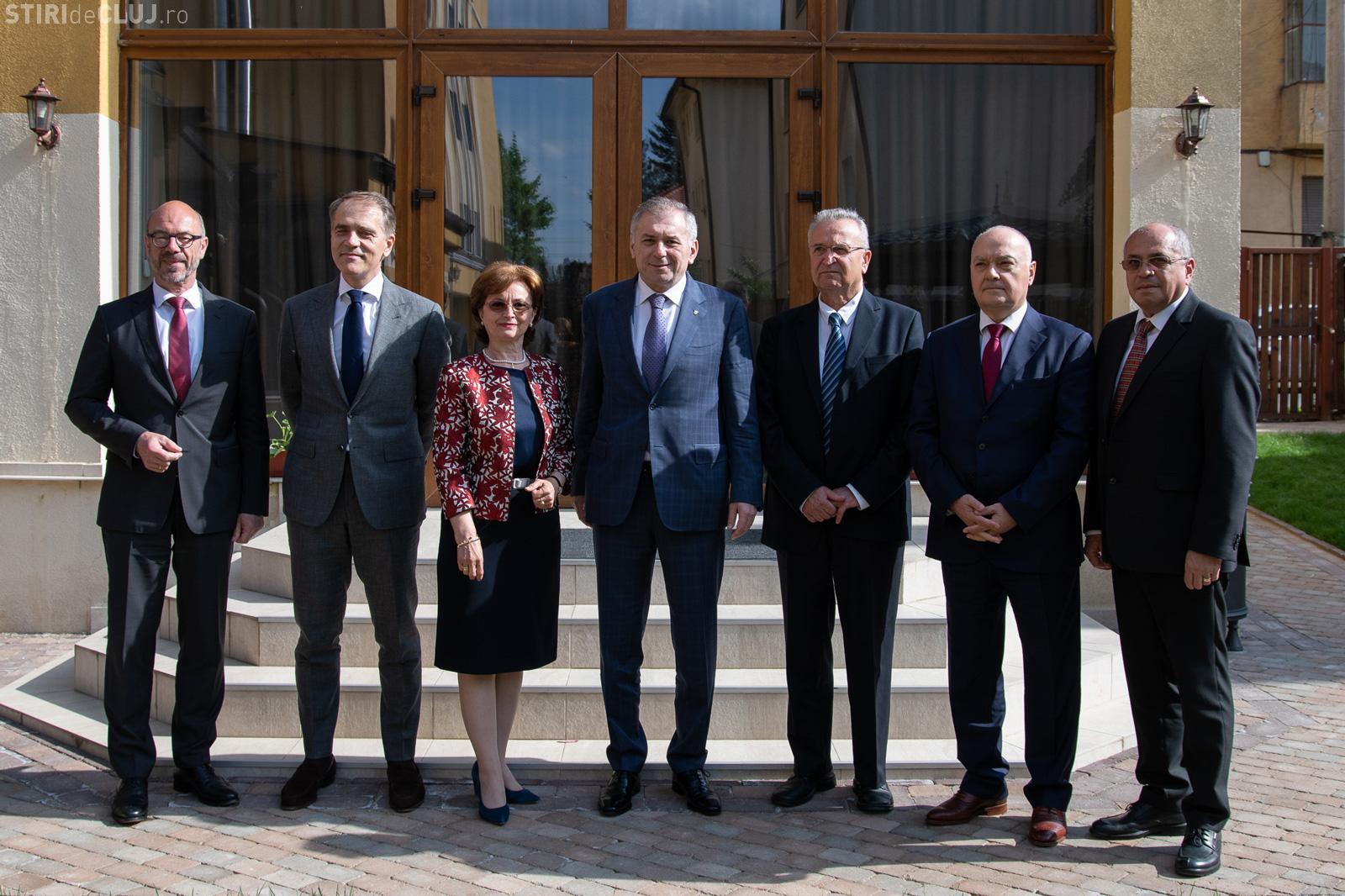 Consiliul de Administrație al Băncii Transilvania a fost reales