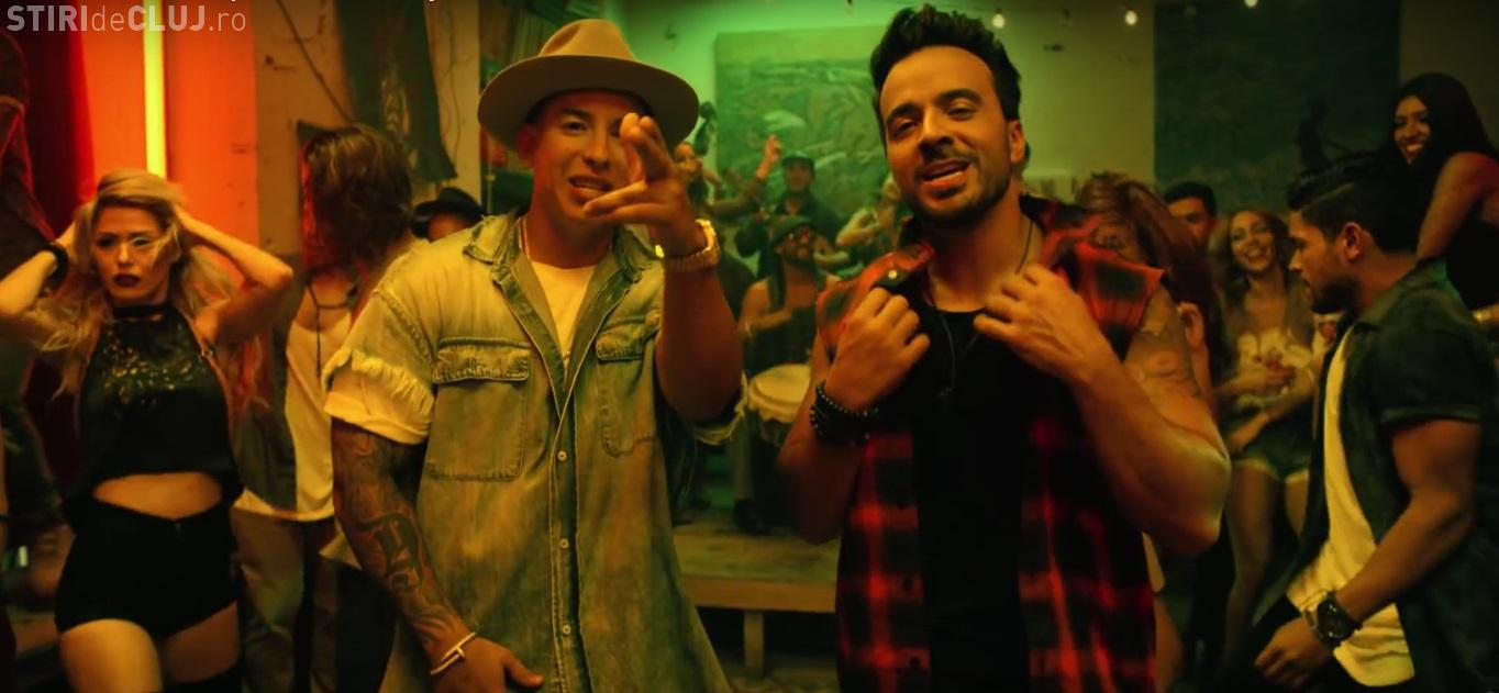 "Hitul ""Despacito"", șters de pe YouTube de către hackeri - VIDEO"