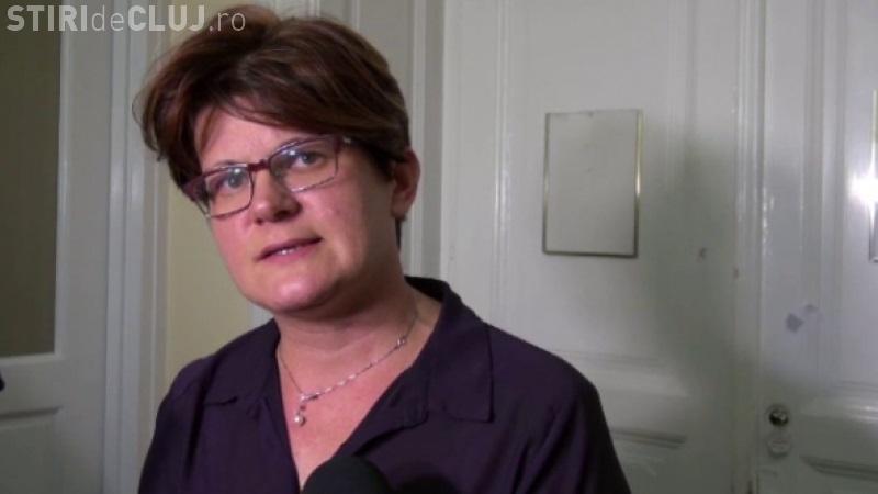Viceprimarul Clujului, Anna Horvath, după condamnare: România e un stat securist