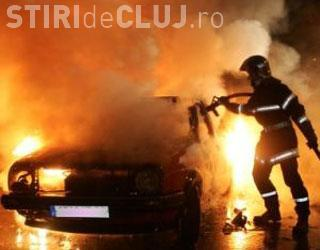 Șoferul fugar care a ucis o femeie pe trecere de pietoni la Cluj, prins cu ajutorul internauților. Și-a incendiat mașina pentru a scăpa