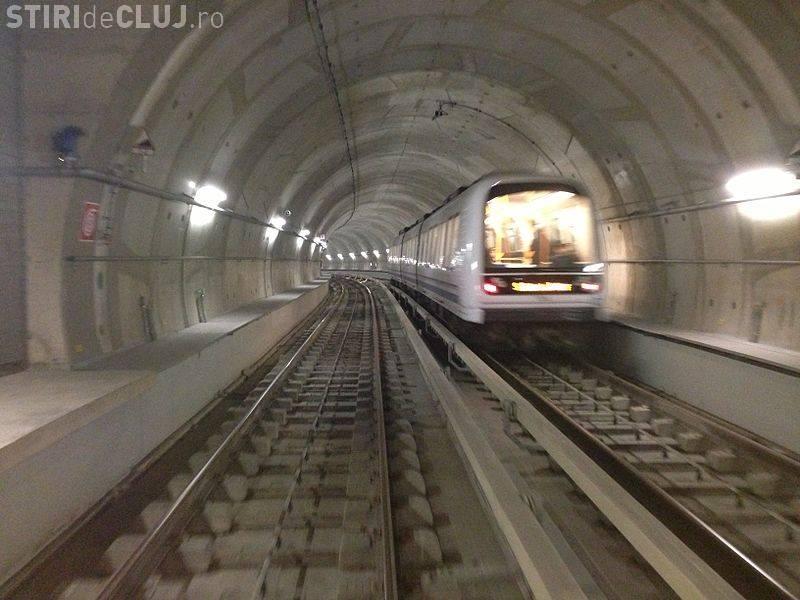 Metroul din Cluj-Napoca ar costa 600 de milioane de euro - FOTO