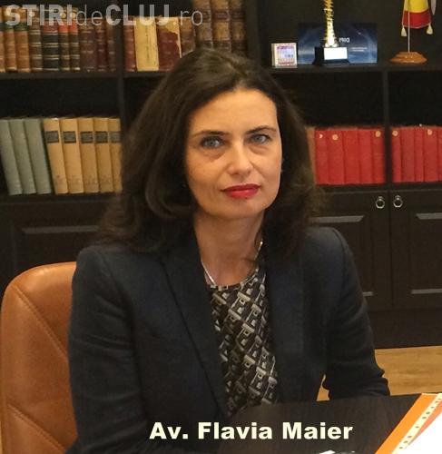 Flavia Maier, noul decan al Baroului Cluj. Mircea Pop și Călin Budișan au fost învinși