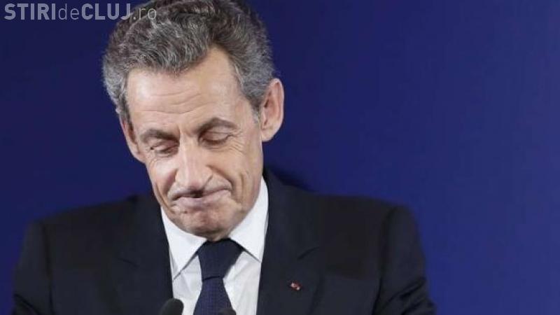 Fostul președinte francez, Nikolas Sarkozy, reținut de polițiști