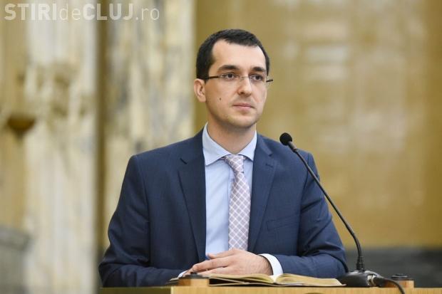 Fostul ministru al Sănătății, Vlad Voiculescu: Nu mai dati spaga in spitale! Sunati la anticorupție