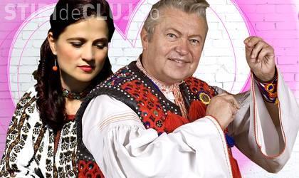Gheorghe Turda are o iubită cu 23 de ani mai tânără