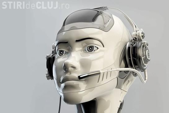 Robotul virtual Antonia lucrează la Primăria Cluj-Napoca. Nu se va mai sta deloc la coadă