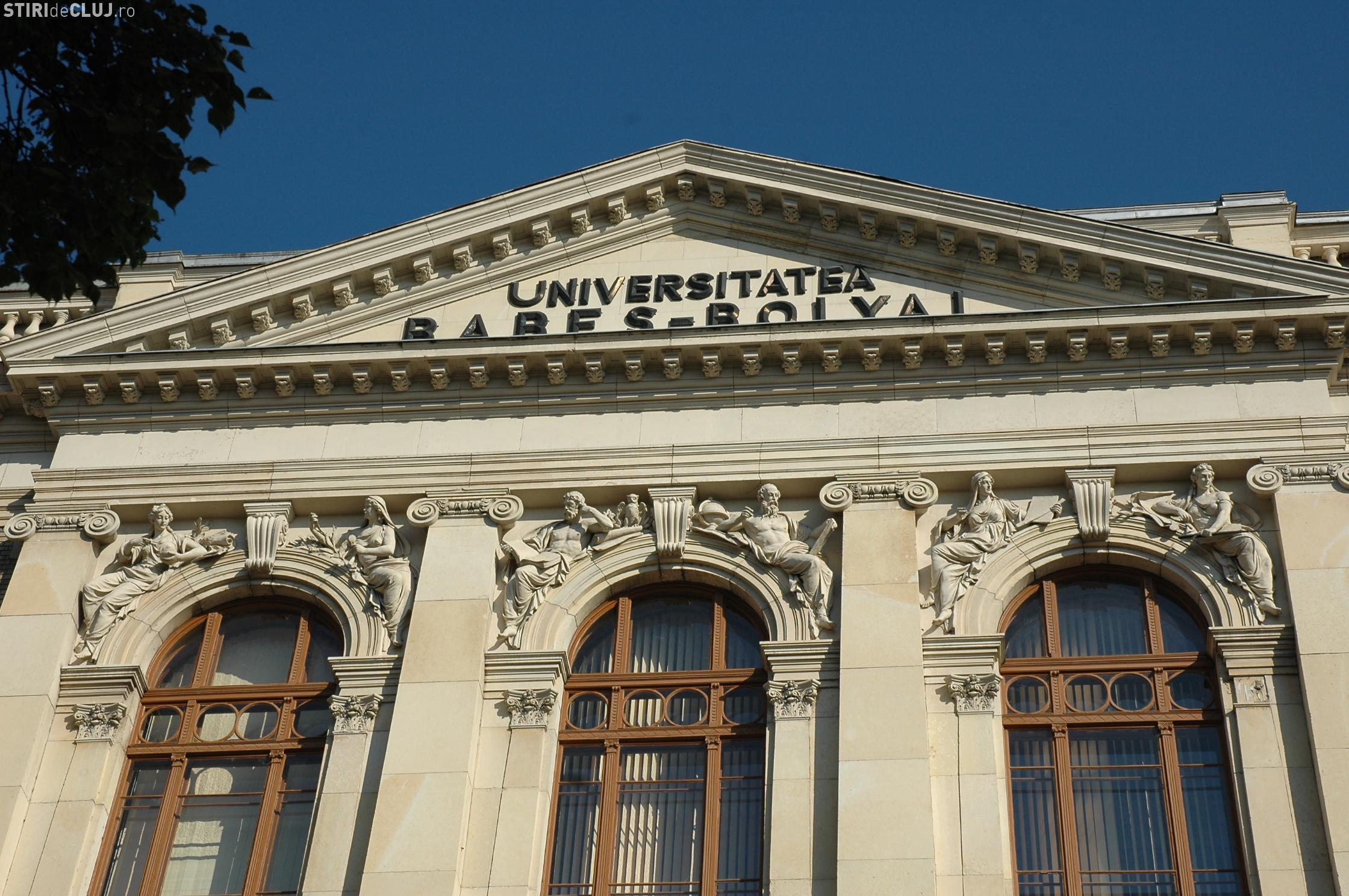 Prorectorii UBB Cluj au atacat DUR tăierile de fonduri făcute de Ministerul Educației
