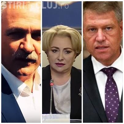 Ce viitor prevăd astrele pentru Dragnea, Iohannis şi Viorica Dăncilă